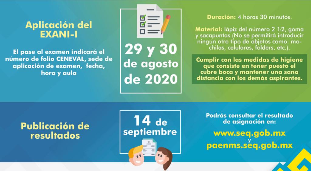 Examen-de-admisión-preparatoria-Quintana-Roo-2020