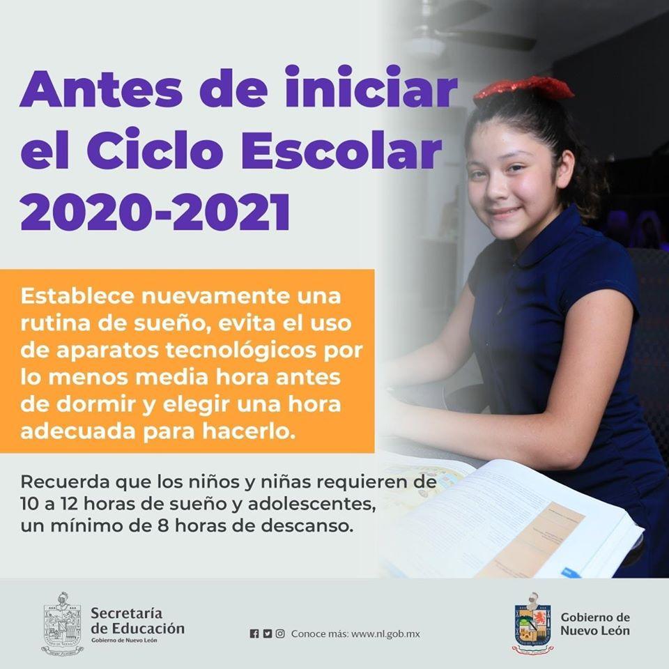 regreso a clases Nuevo León