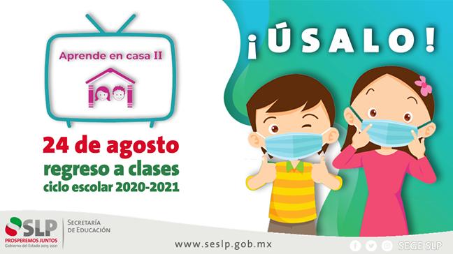 ¿Cuándo empiezan las clases en San Luis Potosí 2020?
