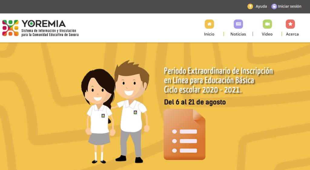 Regreso-a-clases-educación-báscia-Sonora-2020