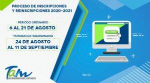 ¿Cuándo es el regreso a clases 2020 en Tamaulipas?