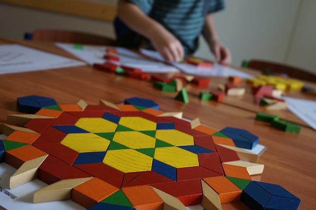 Mejores actividades en casa para niños Tangram