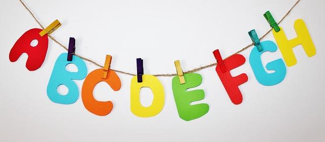 Actividades para aprender a escribir Abecedario